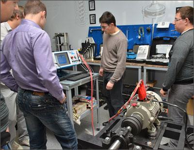 Плановый ремонт электродвигателя