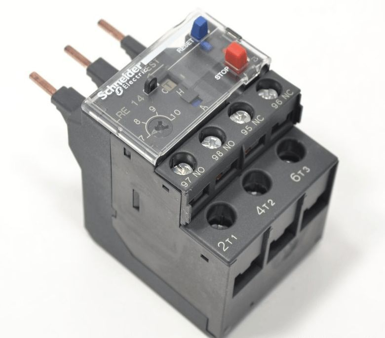 Защита электродвигателя от перегрузки