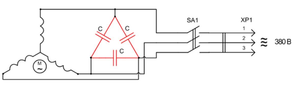 Как сделать из асинхронного двигателя генератор