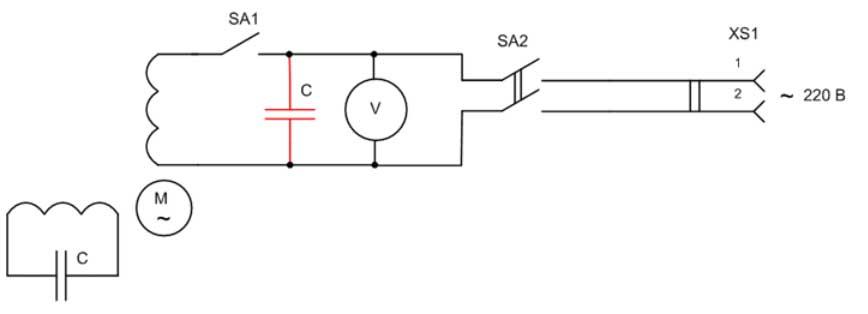 электродвигателя в