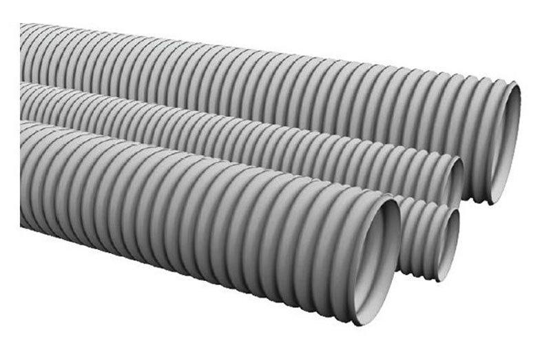 прокладка труб гофрированных для защиты проводов и кабелей
