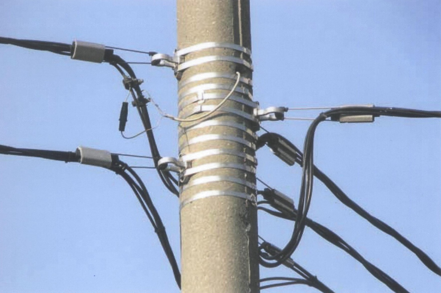 Соединение СИП с медным кабелем, как соединить между собой 78