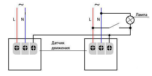 Рисунок 2 Вторая схема