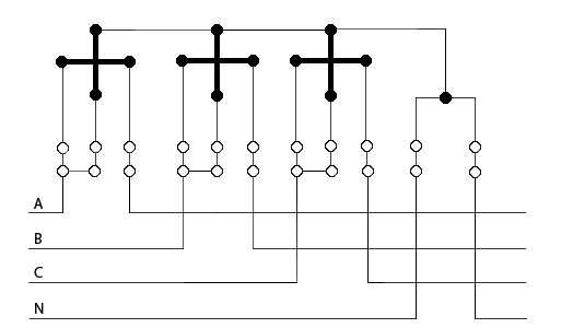 а схема подключения