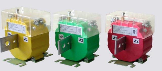 Заземление трансформаторов тока.