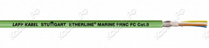 Кабель ETHERLINE® MARINE FRNC FC CAT.5 фото