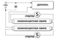 Что такое последовательное соединение лампочек